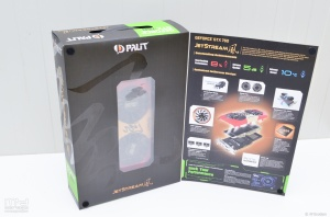 Nvidia Palit GeForce GTX 760 JetStream Box